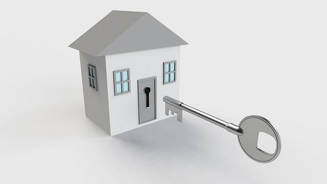 klíč do zámku
