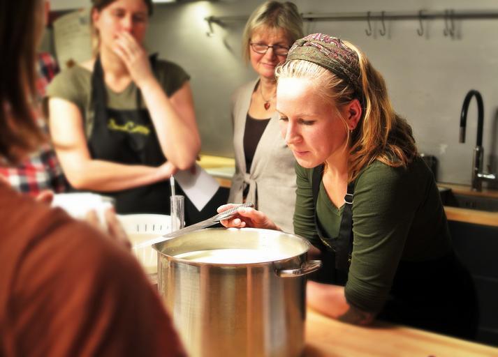 hodnocení jídla v kuchyni, případně rada jak na to