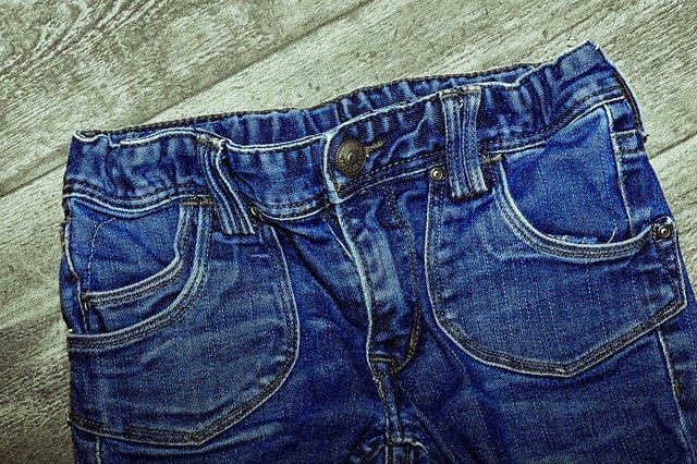 Vysoké džíny