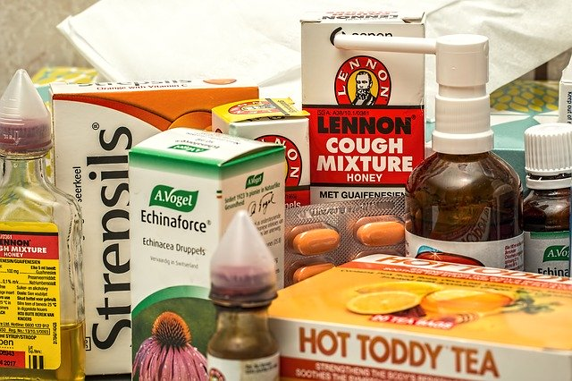 léky proti chřipce