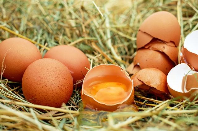 skořápky od vajíček už nevyhazujte