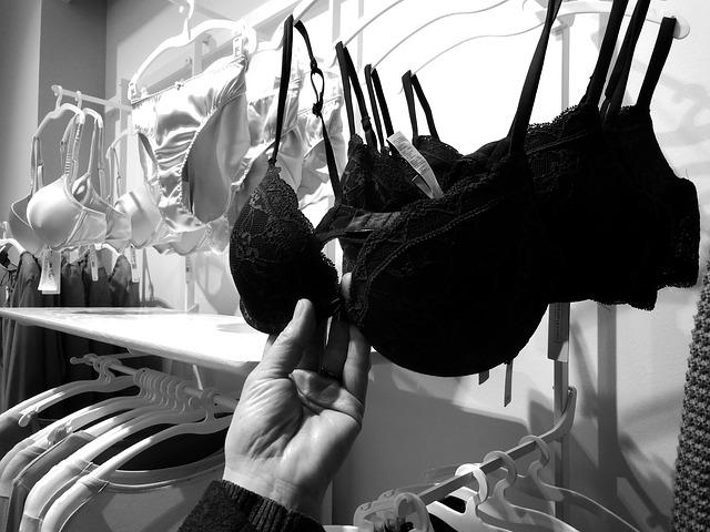 obchod se spodním prádlem